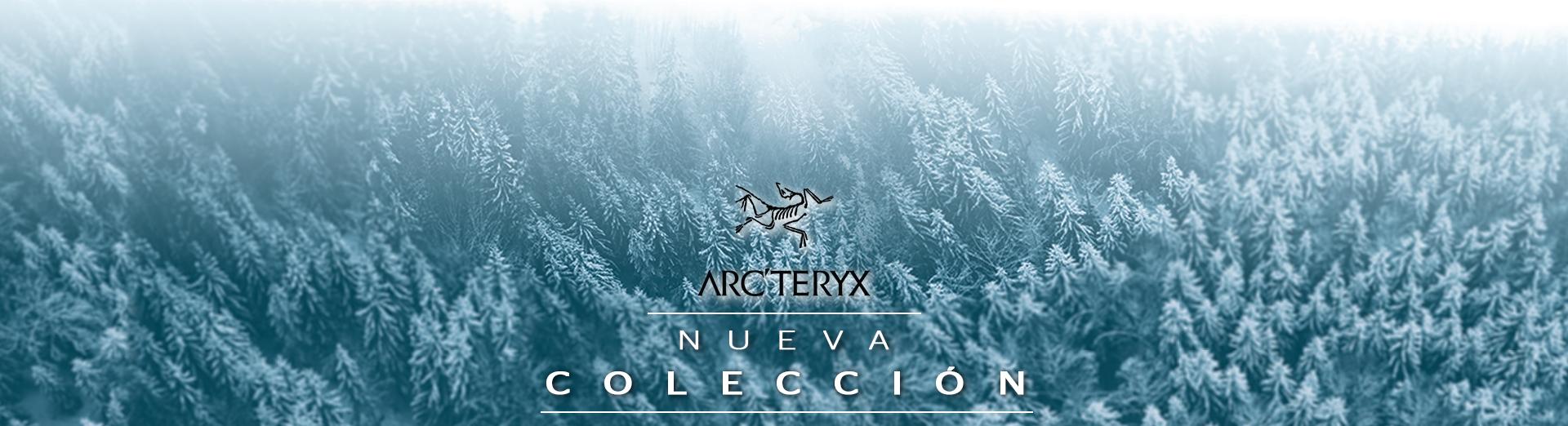 NUEVA COLECCIÓN ARC'TERYX - ROPA DE MONTAÑA