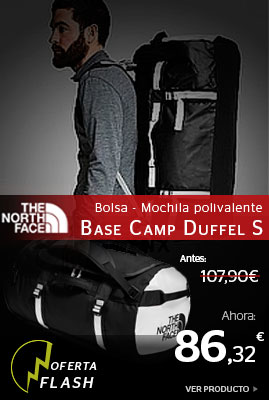OFERTA BOLSA VIAJE DEPORTE THE NORTH FACE BASE CAMP DUFFEL S