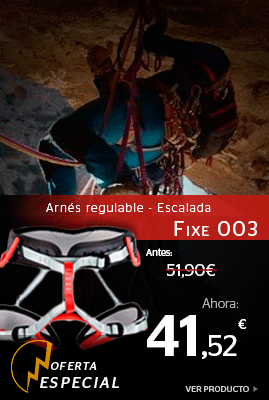 ARNÉS ESCALADA OFERTA FIXE 003