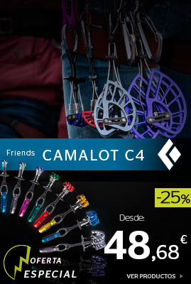 OFERTA FRIENDS CAMALOT C4 BLACK DIAMOND