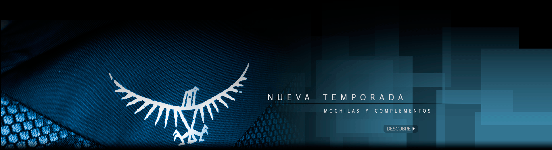 NUEVA TEMPORADA OSPREY MOCHILAS