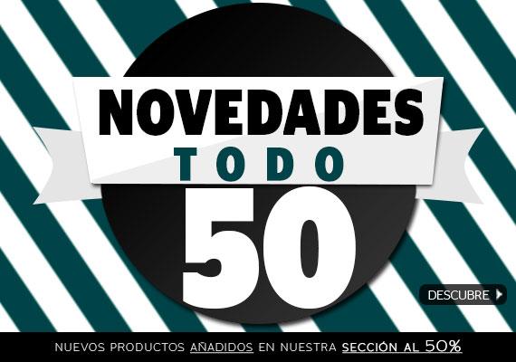 OFERTAS PRODUCTOS Y ARTÍCULOS DE MONTAÑA AL 50%