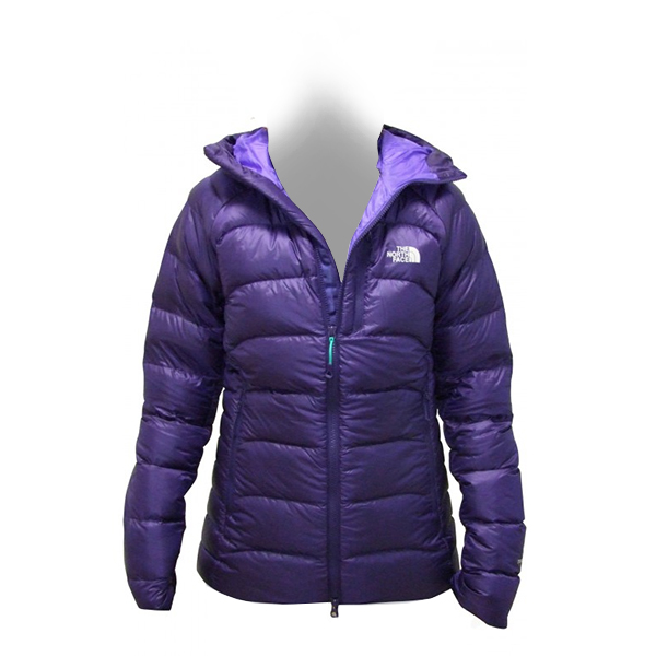 THE NORTH FACE HOODED ELYSIUM W