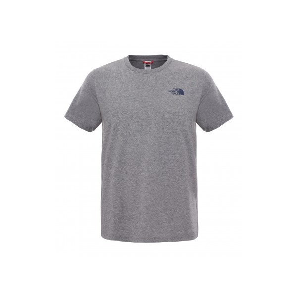 S/S RED BOX TEE - THE NORTH FACE