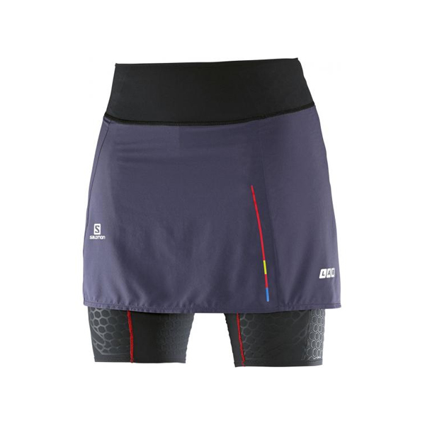 SALOMON EXO SKORT S-LAB W