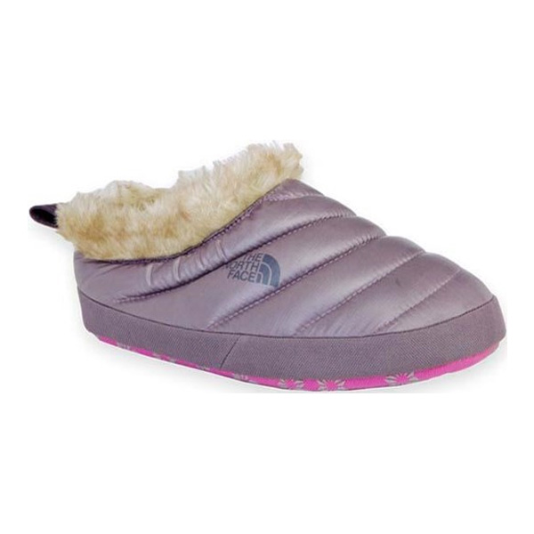 THE NORTH FACE NSE TRACTION MULE FAUX FUR W