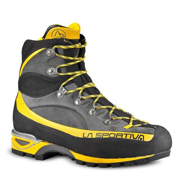Zapatos amarillos La Sportiva Trango para hombre SMqBE