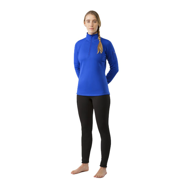 ARC'TERYX RHO AR ZIP NECK W