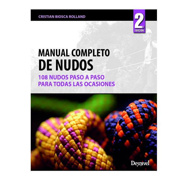 NUDOS MANUAL COMPLETO - DESNIVEL