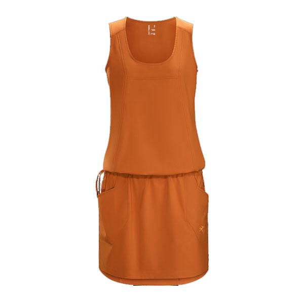 W CONTENTA DRESS - ARC'TERYX