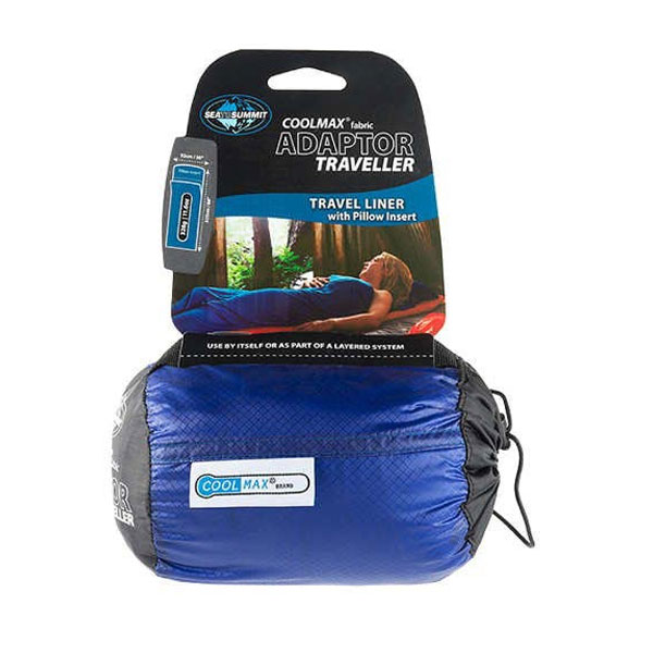 SEA TO SUMMIT ADAPTOR COOLMAX TRAVELLER