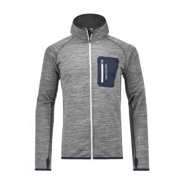 ORTOVOX MELANGE HOODED