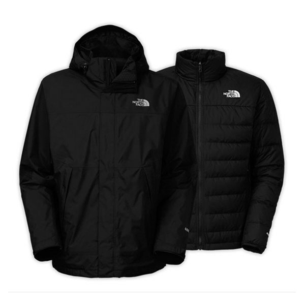 THE NORTH FACE MOUNTN LGT TRI