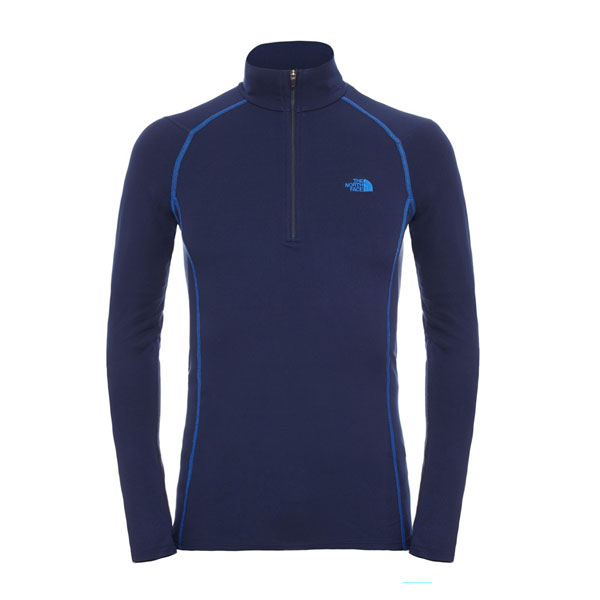 WARM L/S ZIP NECK - THE NORTH FACE