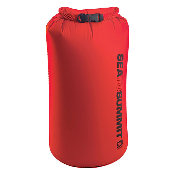 SEA TO SUMMIT LIGHTWEIGHT 70D DRY SACK 20L