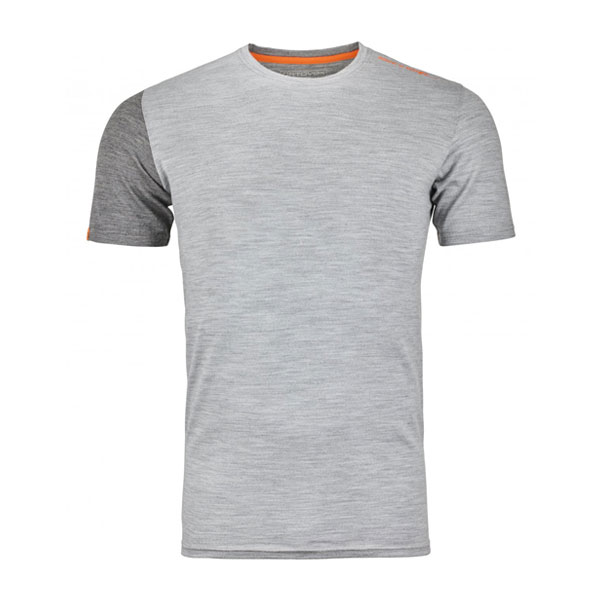 ORTOVOX 185 ROCK?N?WOOL SHORT SLEEVE