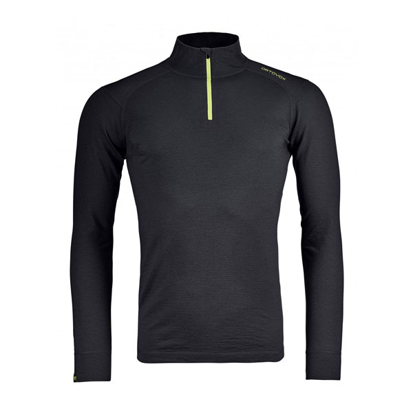 ORTOVOX 145 ULTRA ZIP NECK