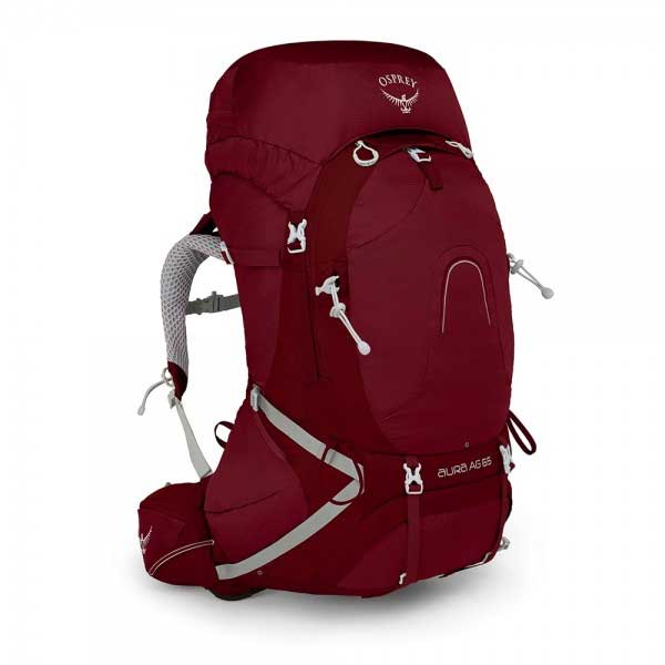 OSPREY AURA AG 65 WM RED