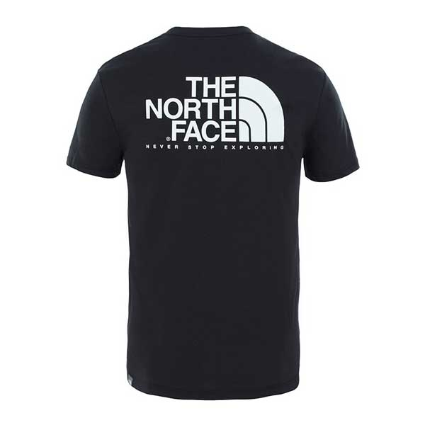THE NORTH FACE EXTENT II BACK LOGO TEE
