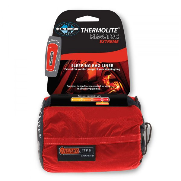 SEA TO SUMMIT REACTOR EXTREME THERMO MUMMY