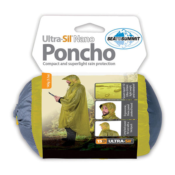 PONCHO 15D - SEA TO SUMMIT