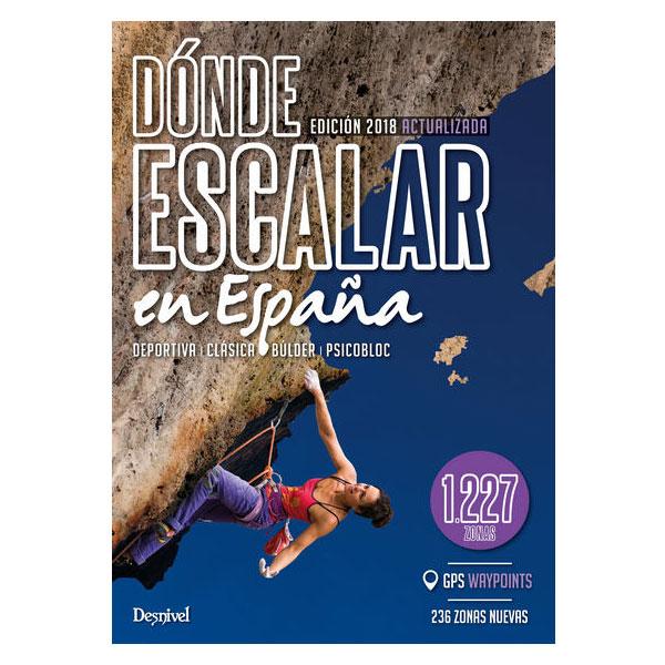DONDE ESCALAR EN ESPAÑA - DESNIVEL