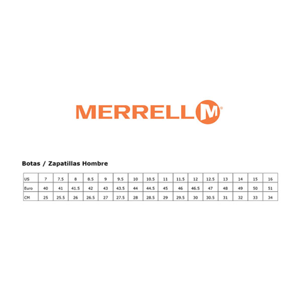 MERRELL OUTMOST VENT MID GTX