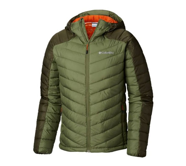 HORIZON EXPLORER HOODED - COLUMBIA