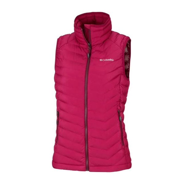 COLUMBIA W POWDER LITE VEST