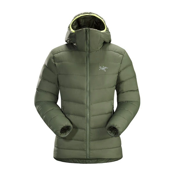 W THORIUM AR HOODY - NEW - ARC'TERYX