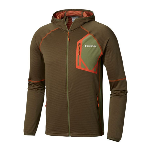 TRIPLE CANYON HOODED - COLUMBIA