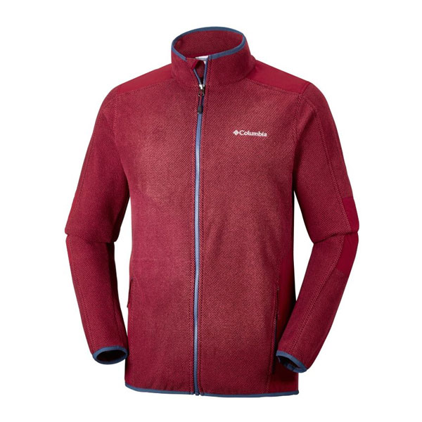 TOUGH HIKER FULL ZIP - COLUMBIA