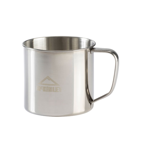 CUP STAINLESS STEEL - McKINLEY