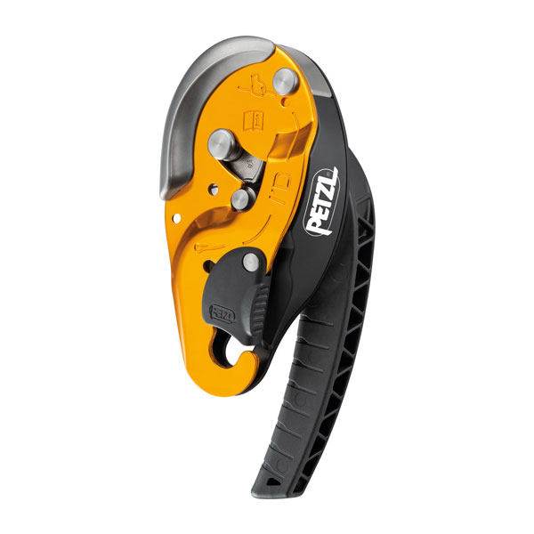 PETZL I'D S DESCENSOR NEW