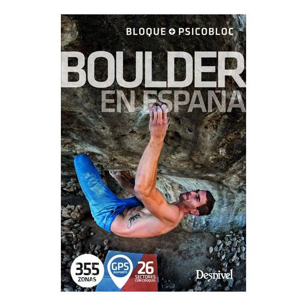 BOULDER ESPAÑA - DESNIVEL
