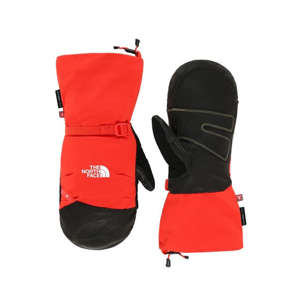 SUMMIT BELAY MITT - THE NORTH FACE