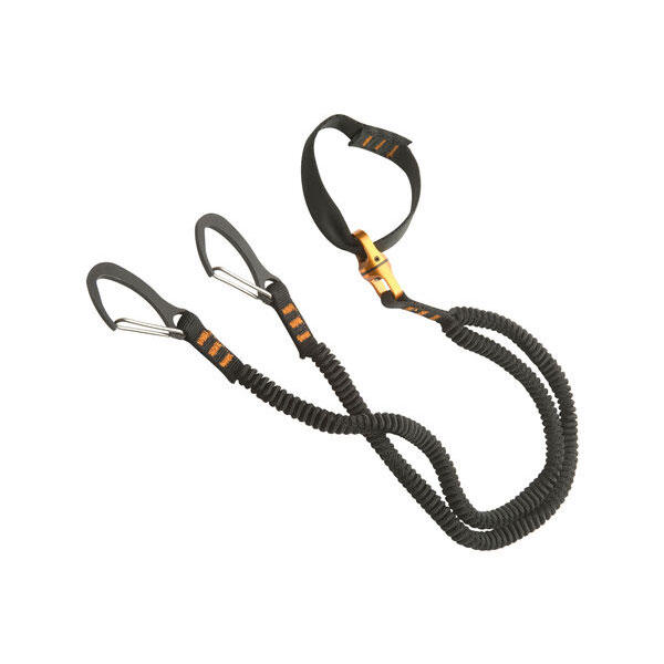 SPINNER LEASH - BLACK DIAMOND