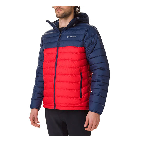 POWDER LITE HOODED - COLUMBIA