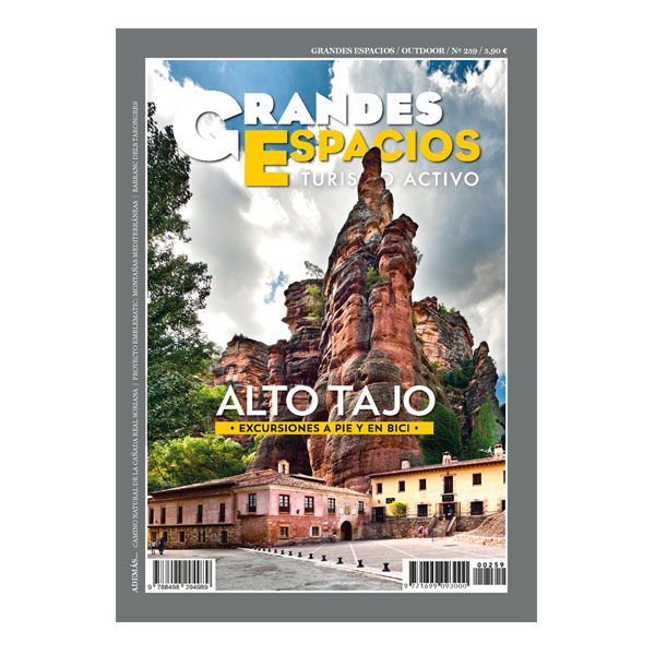 GRANDES ESPACIOS Nº259 - ALTO TAJO - DESNIVEL