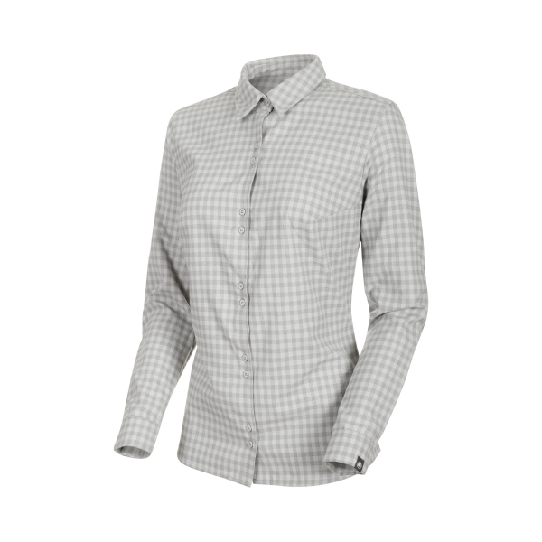 CAMISA M/L WINTER MUJER - MAMMUT