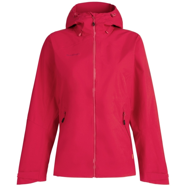 CHAQUETA CON CAPUCHA CONVEY TOUR HS MUJER - MAMMUT