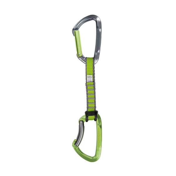 LIME SET NY 12 CM ANOD ST1 - CLIMBING TECHNOLOGY