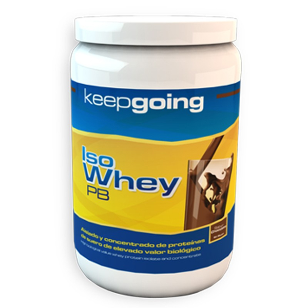 KEEP GOING ISO WHEY PROTEIN PB CHOCOLATE