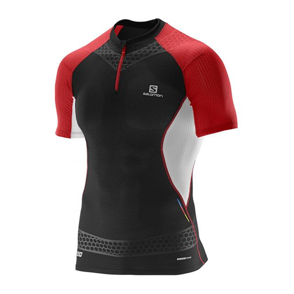 Salomon S lab Exo Zip Tee | Outdoor Sin Límite