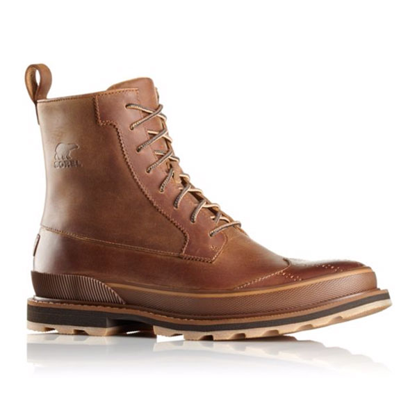 MADSON WINGTIP BOOT