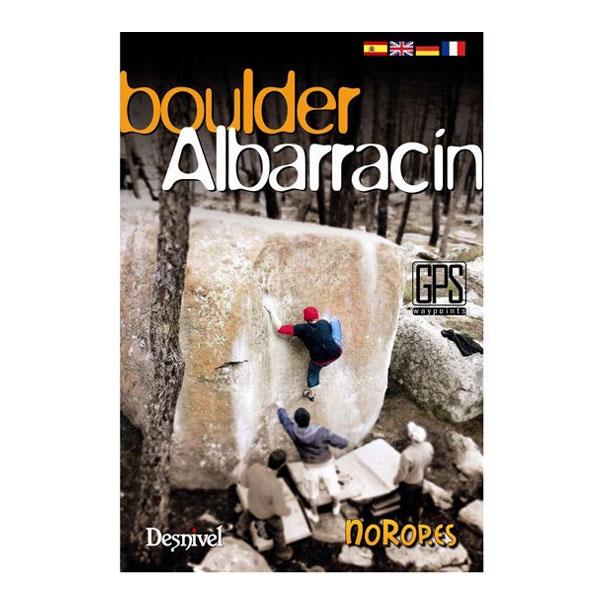 BOULDER ALBARRACIN - DESNIVEL