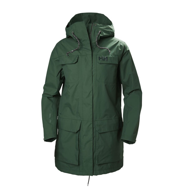 W CAPTAINS PARKA