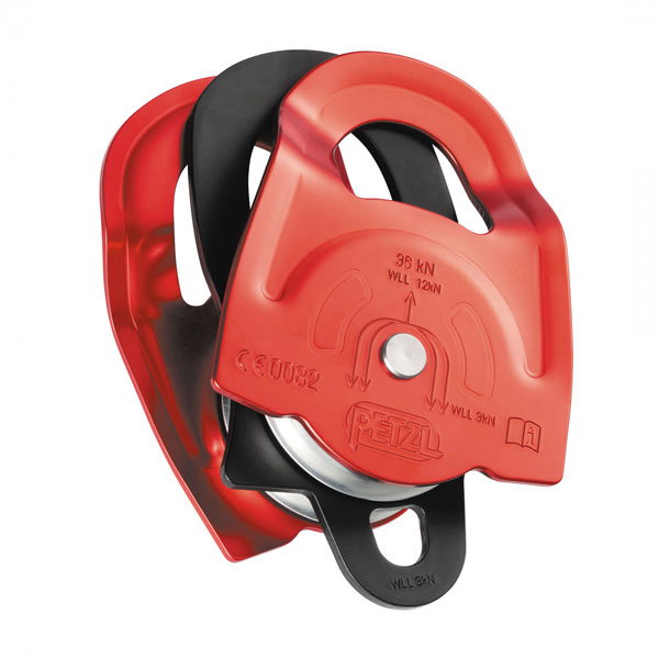 PETZL TWIN POLEA PRUSIK DOBLE