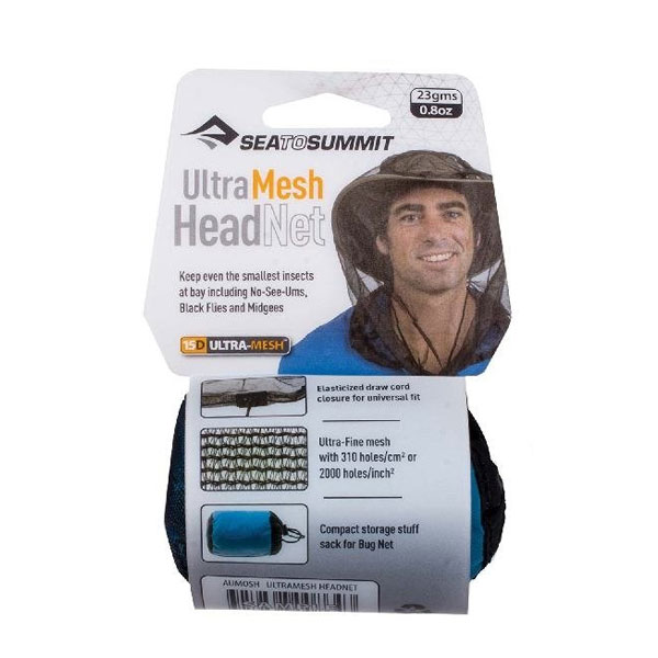 ULTRA-FINE MOSQUITO HEADNET - SEA TO SUMMIT