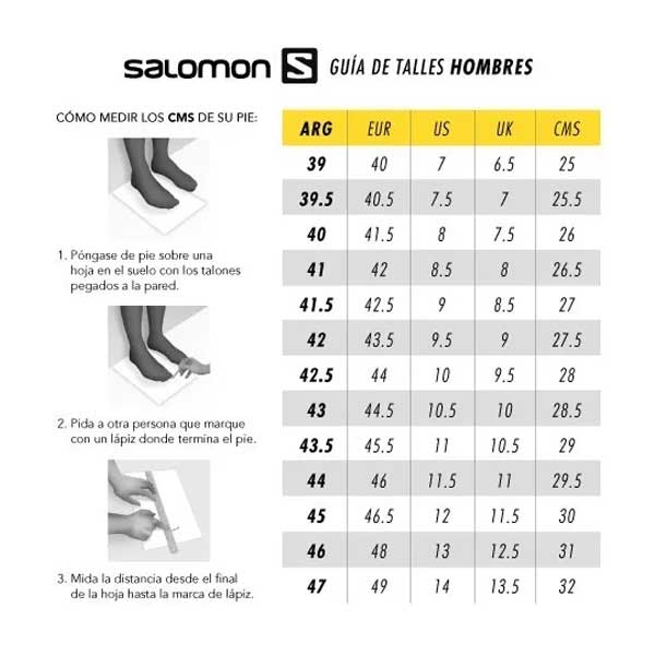 SALOMON EFFECT GTX